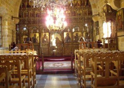 Le monastère de Kykoss